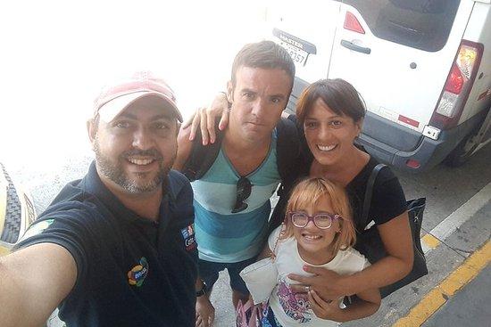 Private Transfer Cabo Frio to Rio de Janeiro
