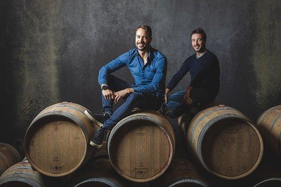 Montalcino, Italië: Federico e Dario