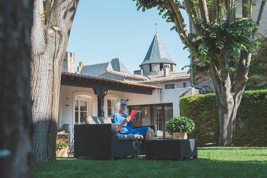 Best Western Hôtel Le Donjon, hôtels à Cité de Carcassonne