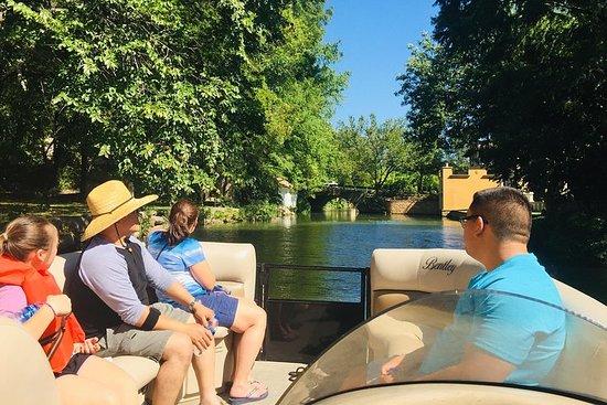 Crucero en barco por el lago Austin
