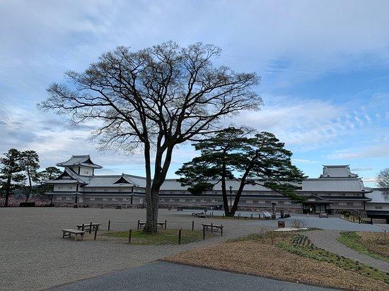 Kanazawa Castle Hashizume Gate Tsuzukiyagura