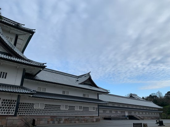Kanazawa Castle Gojukken Nagaya