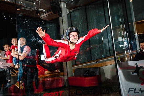 Flyspot - Wrocław Indoor Skydiving