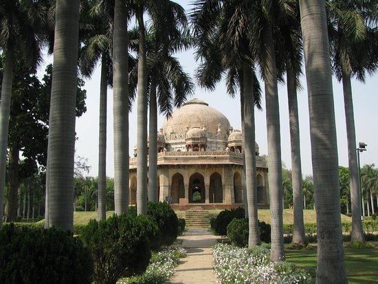 Muhammad Shah Sayyid's tomb