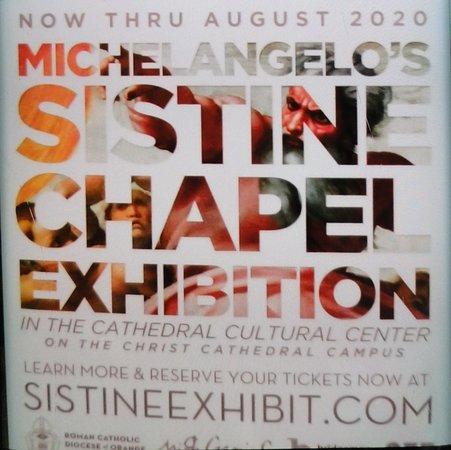 Sistine Exhibit