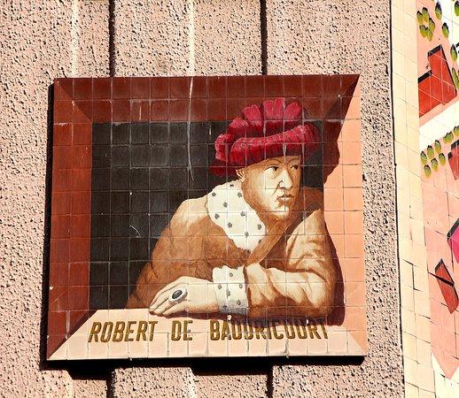 Mosaique du Quartier de la Gare