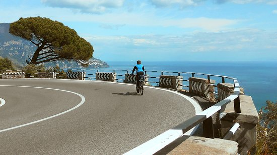 Cycling Amalfi Coast