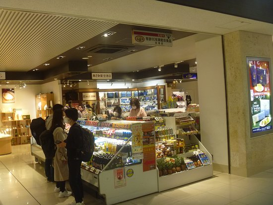 Sunagawa General Frozen Foods Airport