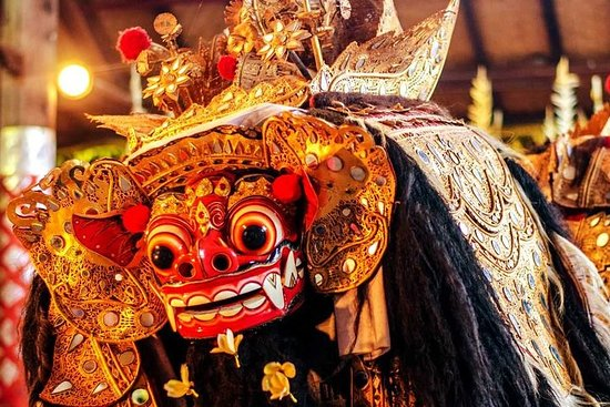 巴厘岛一日游-√Barong舞蹈√PuraTampak...