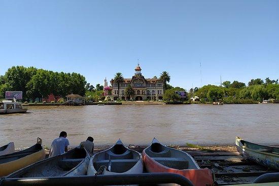 Private Day Trip to Tigre Delta from...