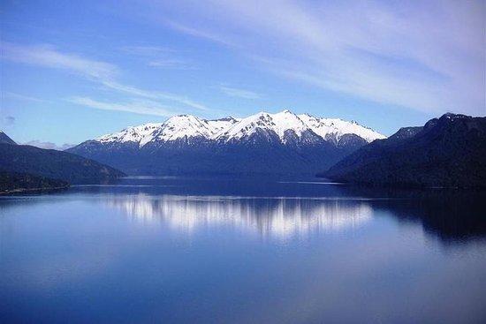 Villa La Angostura & Lakes from...