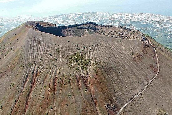 Vesuvius-wijntour