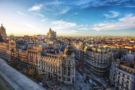 Stadstours Madrid 8 uur
