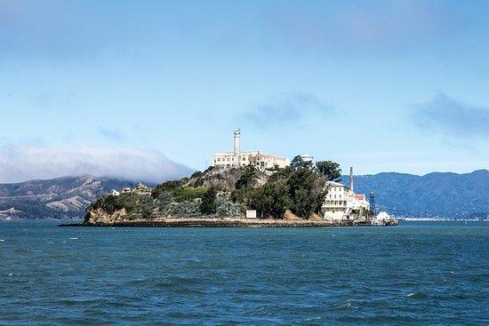 Billets pour la prison d'Alcatraz et...