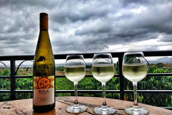 Wine Tasting Tour Sula Vineyards Nashik...