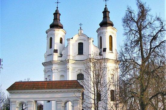Besichtigungstour von Minsk nach Slonim