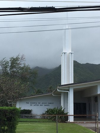 Hauula  Greater Mt Zion Holiness Church