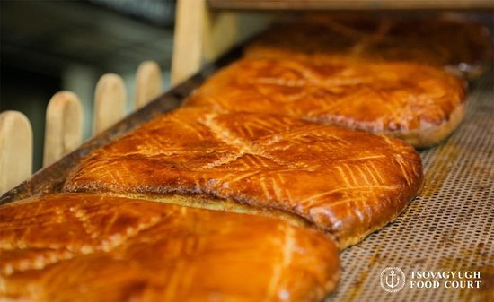 Gata is an Armenian pastry or sweet bread ❤️