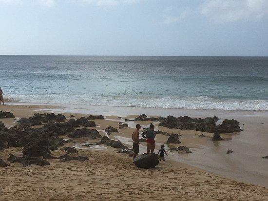 Sunset Beach, Havaiji: Waiale'e Beach Oahu, Hawaï  Ke Iki Beach