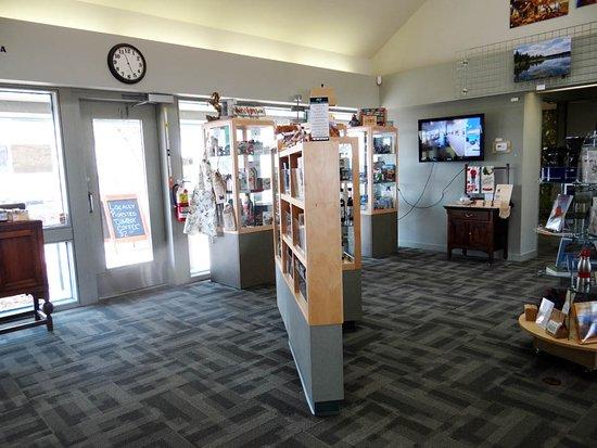 Maple Creek Visitor Centre