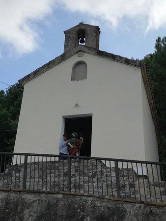 Stella Cilento, Ý: Cappella di San Rocco