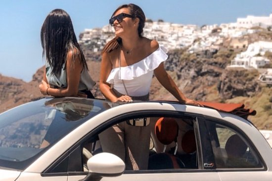 ‪CarHub Rent a Car Santorini‬