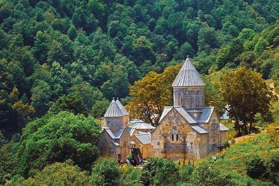 哈加爾丁修道院全日徒步旅行