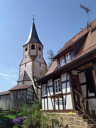 Peterskirche Lienzingen
