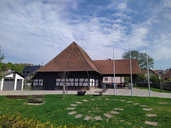 Historische Kelter Lienzingen