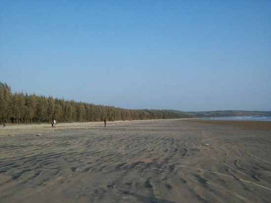 Nevare Beach (Kajirbhati)