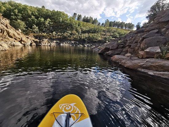 Conoce los ríos del Norte de Cáceres haciendo Paddle Surf