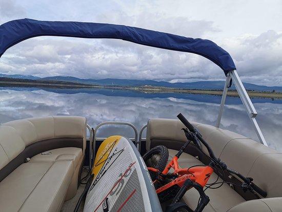 Rutas fluviales, una aventura con Mountainbikes eléctricas y paddle surf