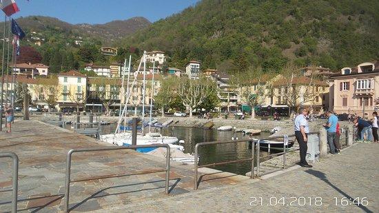 Λίμνη Ματζιόρε, Ιταλία: Lungolago