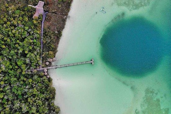 KOMBO Heldagstur til Kaan Luum Lagoon...