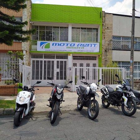 Moto Rent Bogota