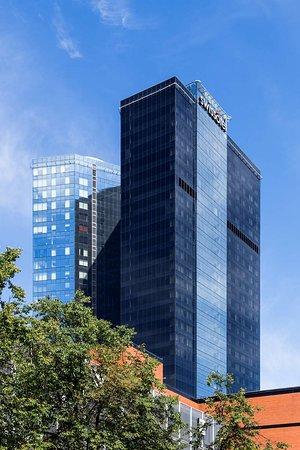 Swissotel Tallinn, hoteles en Tallin