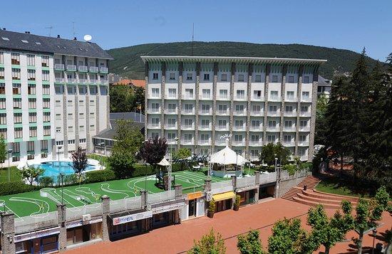Gran Hotel, hoteles en Jaca