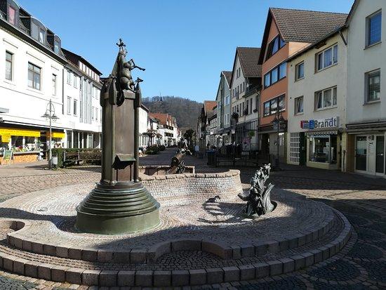 Munchhausen Brunnen