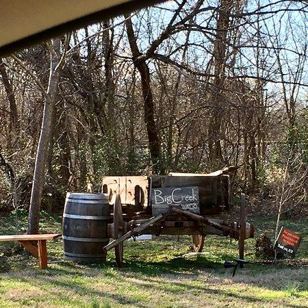 Big Creek Winery Tasting Room