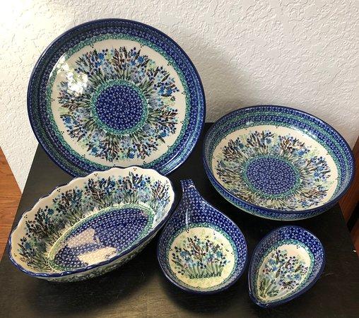 Sostenuto Arts Polish Pottery