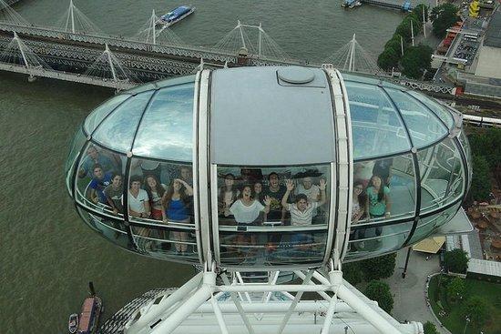 伦敦儿童全天私人趣味文化导览游
