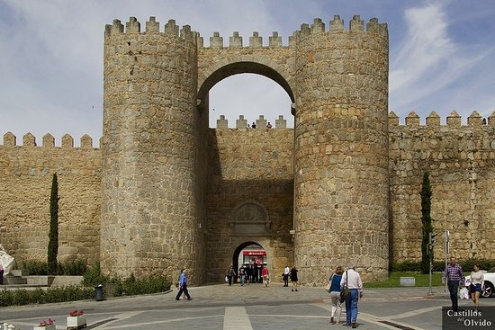 Tours around the City of AVILA Round...