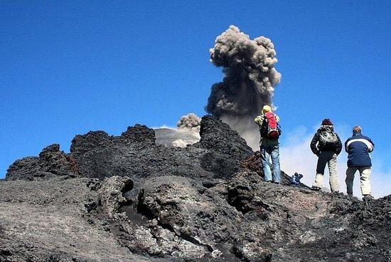 Excursión en jeep Etna Tour y trekking