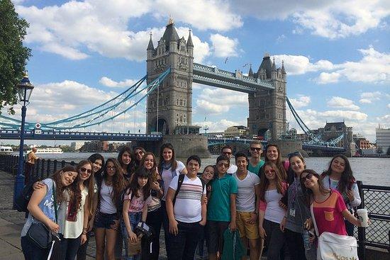 Circuit de 6 jours à Londres avec une famille d'accueil anglaise