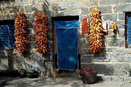 Privat dagstur til Guoliang landsby og Guoliang Tunnel Road fra...