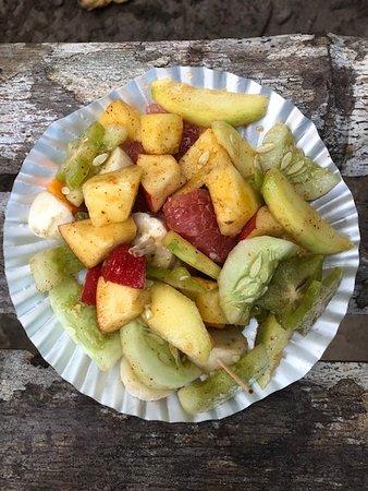 masala fruit salad..