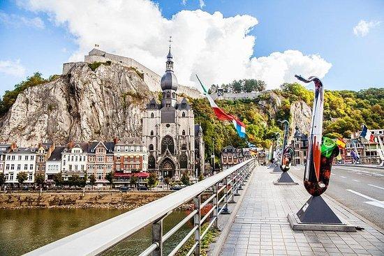 Privat heldagstur til Luxembourg og...