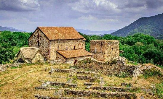 Kvemo Kartli Region, จอร์เจีย: dmanisi