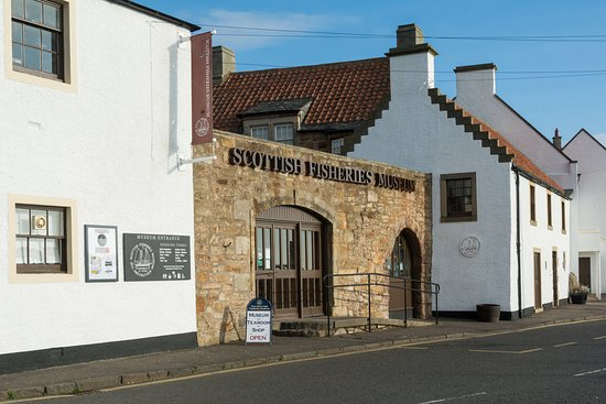 The Scottish Fisheries Museum