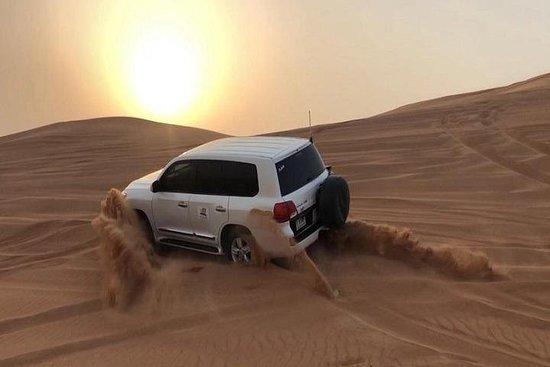Abu Dhabi City Tour with Evening Desert...